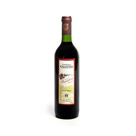 Vin demi-sec Rouge de la Magdalena Reservado Santiago Queirolo 11,5° / Pérou