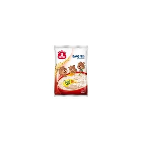Flocons d'avoine précuite 3 Ositos / Petit déjeuner péruvien / Pérou