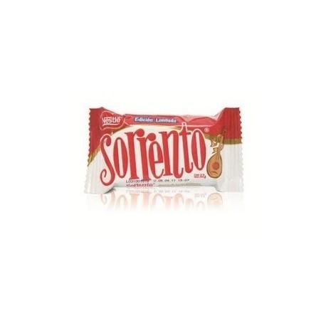 Sorrento - Friandise truffée recouverte de pâte au chocolat Nestlé 32g