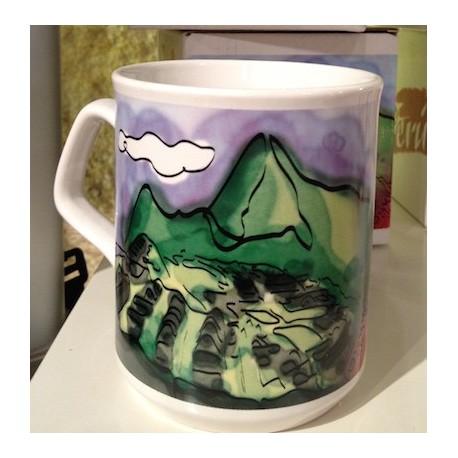 "Tasse Souvenir péruvienne ""Machu Picchu"" - Pérou"