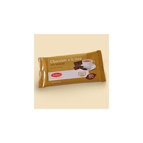 Pâte pure de Cacao pour Chocolat à la tasse La Ibérica 100g