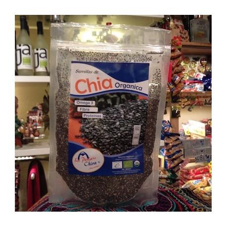 Chia noire certifiée Biologique BioAnden / Céréales du Pérou