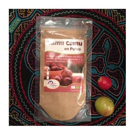 Camu-Camu en Poudre certifié Biologique 100% pur La Perla del Chira / Fruit du Pérou