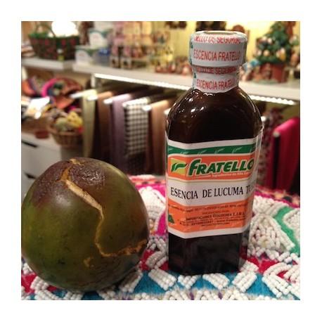 Essence liquide de Lúcuma (Esencia de Lúcuma Turbia) Fratello / Pérou