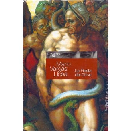 La Fiesta del Chivo - Mario Vargas Llosa Ed. Alfaguara / Pérou