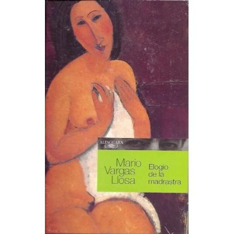 Elogio de la Madrastra Ed. Alfaguara / Literatura peruana