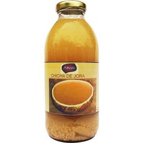 Chicha de Jora à base de Maïs Jora fermenté Arezzo / Boisson et Ingrédients du Pérou