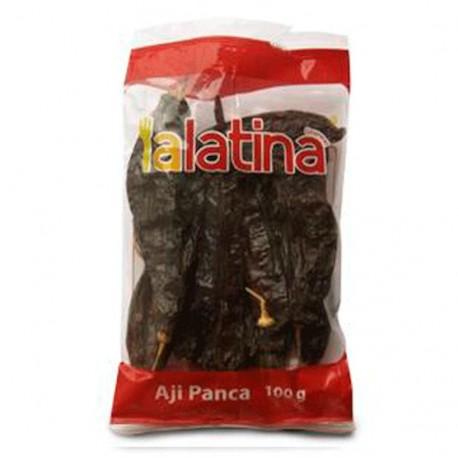 Piment péruvien Panca séché Entier (Ají Colorado seco) La Latina / Pérou