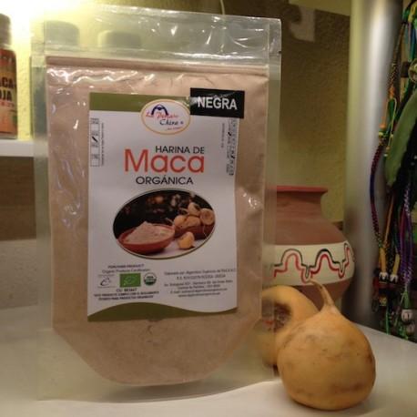 Maca noire certifiée Biologique La Perla del Chira / Tubercule du Pérou