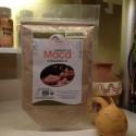 Maca Jaune Poudre 100% pure Qualité PREMIUM Biologique (Lepidium Meyenii Walp.) La Perla del Chira 200g