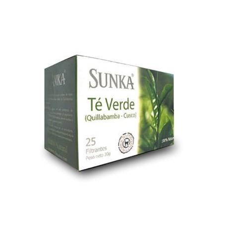 Té verde (Qillabamba-Cusco) Sunka Sunka / Perú