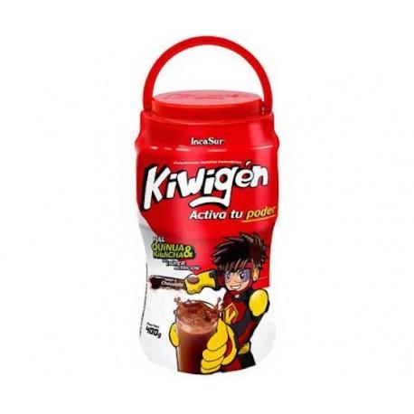 Kiwigen au Chocolat - Boisson instantanée à la Quinoa et à l'Amaranthe IncaSur / Pérou