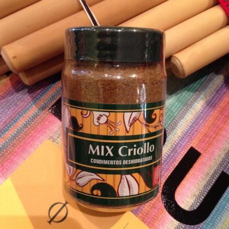 """Mix Criollo - Mélange d'épices pour """"Cuisine créole de la côte péruvienne"""" 4 Estaciones / Pérou"""