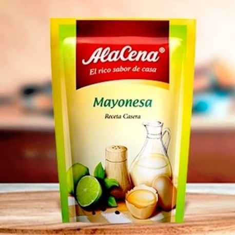 Mayonnaise au citron vert AlaCena 100cm3