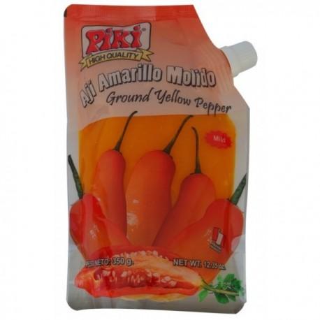 Piment jaune Ají Amarillo frais en Purée Piki 350g