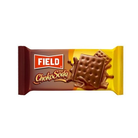 ChokoSoda Biscuits péruviens au Chocolat Field 6x36g