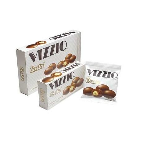 Vizzio Amandes enrobées de Chocolat Costa 21g