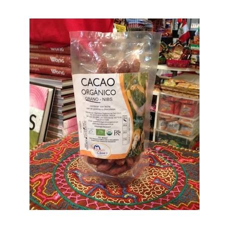 Fèves de Cacao certifié Biologique  La Perla del Chira / Cacao du Pérou