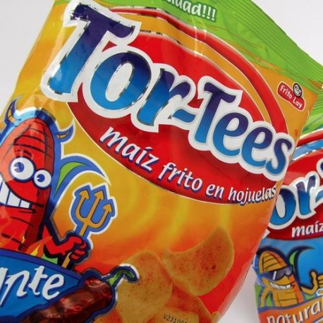 Tor-Tees Natural Frito Lay 30g