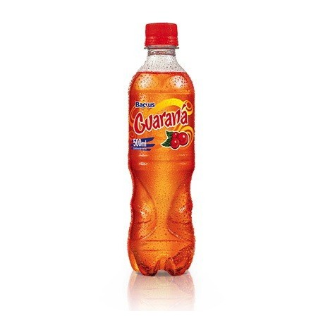Soda Guaraná Backus 500ml