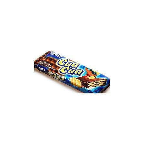Cua Cua Gaufrette péruvienne chocolatée Field 18g