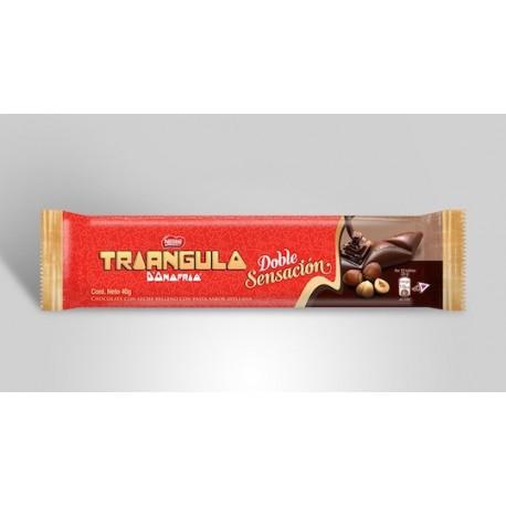 Triángulo Doble Sensación Donofrio Nestlé 40g