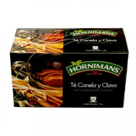 Thé à la Cannelle & au Clou de Girofle Hornimans 25x1,5g