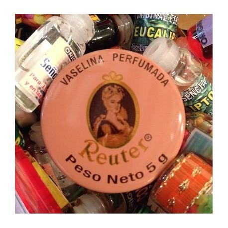Vaseline traditionnelle Parfumée Reuter / Pérou