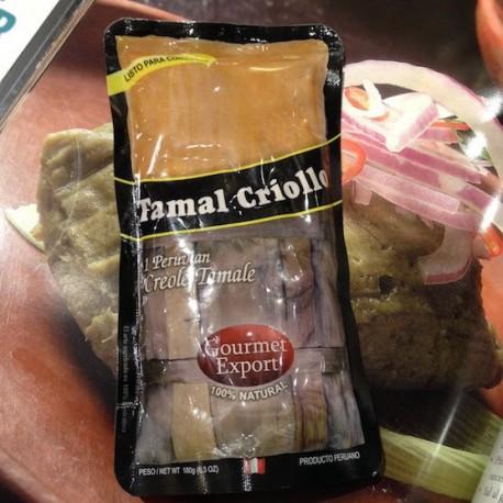 Tamal Criollo Gourmet Export 180g