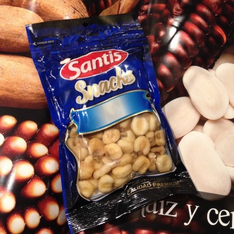 Maïs Imperial Mote grillé et salé pour l'apéritif Santis 100g