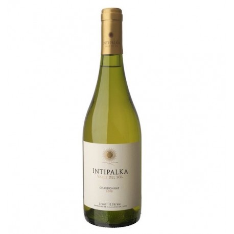 Vin Blanc Valle del Sol Chardonnay 2014 Intipalka 13° 75cl