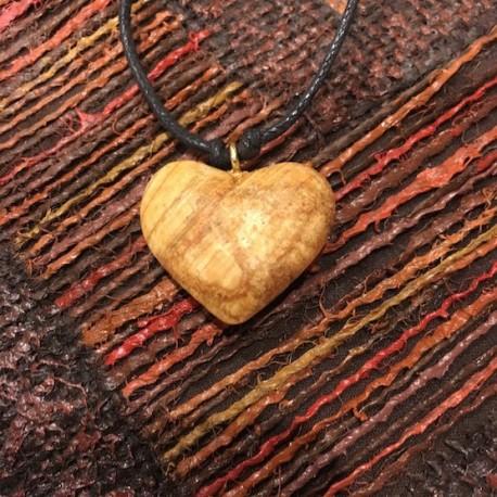 Corazón de Palo Santo Saumerio Maravilloso Runcato
