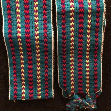 Cinturón Celeste peruano de Ancash - Perú