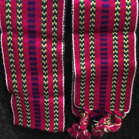 Cinturón Fucsia peruano de Ancash - Perú