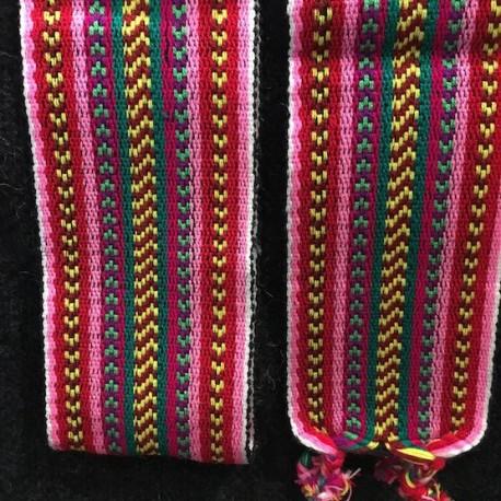 Cinturón Rosado peruano de Ancash - Perú