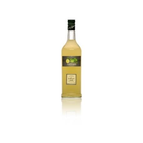 Sirop Citron Vert Giffard 1L