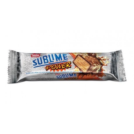 Sublime Power Nestlé 30g