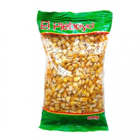 Maíz Chulpi / Chullpe para tostar El Plebeyo / Perú