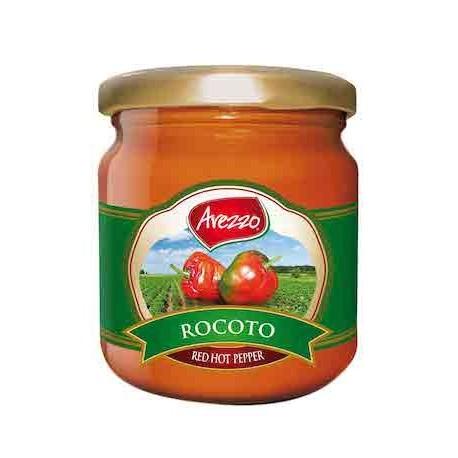 Rocoto en Pasta Arezzo 195g - Caja de 24