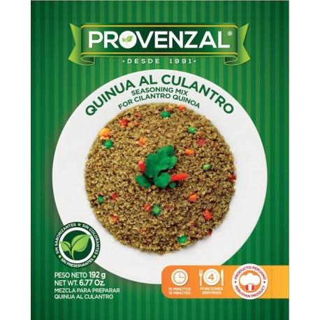 Quinua al Culantro - Ingredientes de base deshidratados Provenzal 192g