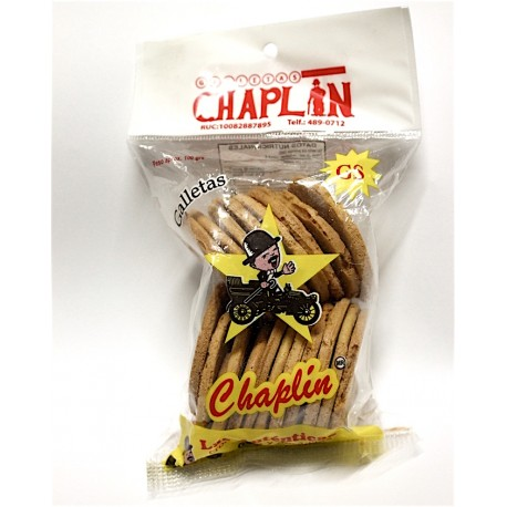 Chaplín Biscuits GS 100g