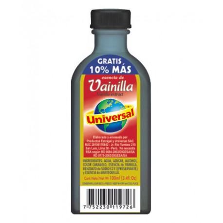 Essence liquide de Vanille Universal 100ml