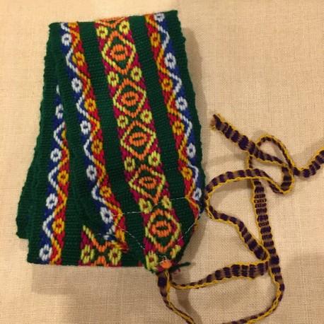 Cinturón Verde peruano de Huancavelica - Perú