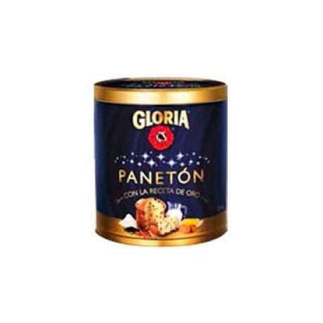 Panettone Gloria en Boîte métallique Edition Noël 2016 Nestlé 900g