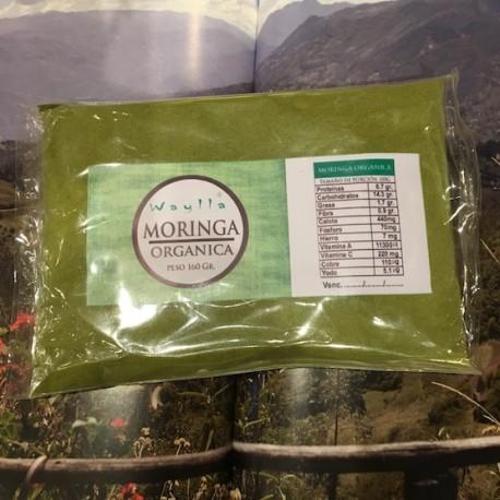 Moringa pure en Poudre Waylla 160g