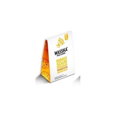 Mix Maracuyá Sour Wasska 125g pour 6 verres - 9 kits
