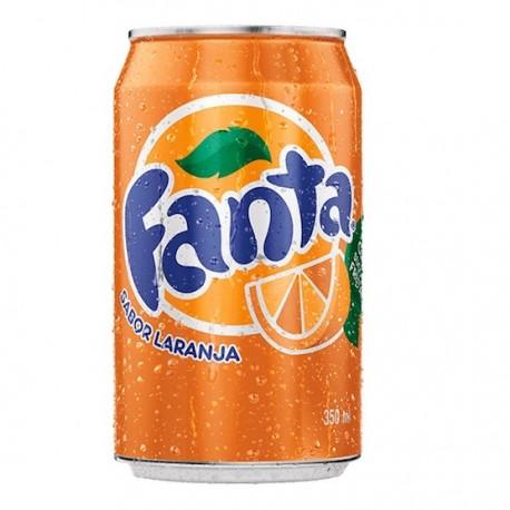 Soda Fanta Orange 355ml