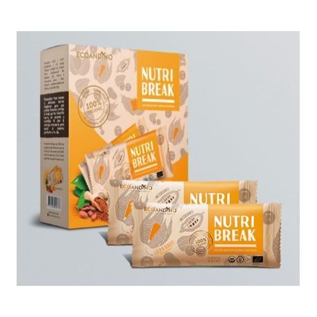 Nutri Break à la Physalis et au Cacao EcoAndino 6 barres de 25g