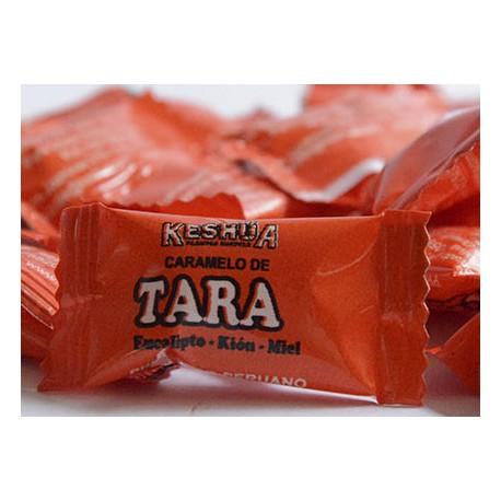 Caramelo de Tara, Eucalipto y Kion Keshua 3,5g