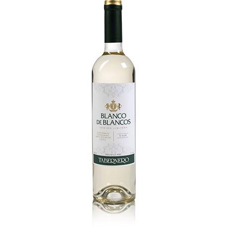 Vin blanc péruvien Blanco de Blancos Cépages Chardonnay, Chenin Blanc et Sauvignon Blanc Tabernero 2013 12° / Pérou